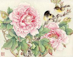 Jinghua Gao Dalia - Pincel Mágico: Junio 2012