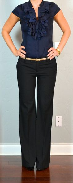Outfit Posts- seriously great outfit ideas for business professional/business casual settings.