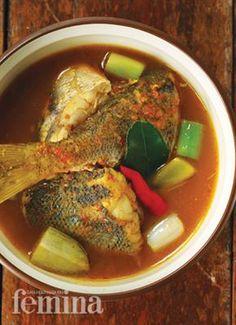 Ikan Kuah Asam Femina