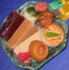 TRADICIONAL DULCE MEXICANO - Mexican candy - yummy.  Jamoncillo is my favorite :)