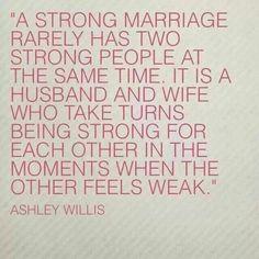 Love my husband. He is my comfort and my strength when I feel like I'm failing.