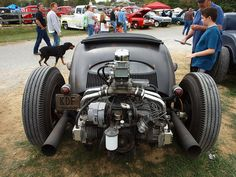 VW Bug Rat Rod  by scott597, via Flickr