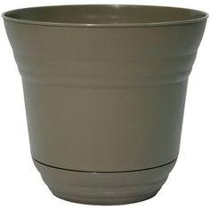 "Varick Gallery Mcpherson McPherson Round Pot Planter Color: Sapphire, Size: 7"""