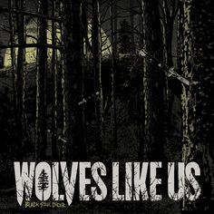 DAY ON A SCREEN: WOLVES LIKE US - THREE POISONS (official video)
