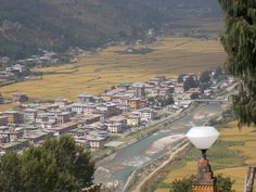 Bhutan: Paro and Thimpu-From a student's diary!