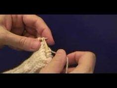 Como fazer meias de tricô - 2ª Parte - YouTube