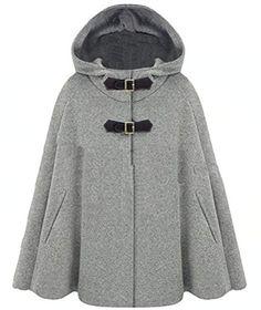 Cappotto Invernali da Donna POLPqeD Donne Pullover in Pile Maglione a Collo Alto Oversized Cappotto Invernale Giacca Invernale Poncho Mantella Trench Cardigans Outwear