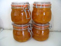 Receta de mermelada de pomelo