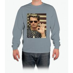 Milo Yiannopoulos Long Sleeve T-Shirt