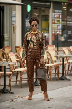 The Best Street Style Looks from Paris Fashion Week S/S20 - FASHION Magazine