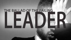 Can I lead while I'm…