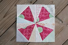 Full Moon Lagoon Block by Fresh Lemons : Faith, via Flickr