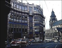 Maison du Peuple,Victor Horta, 1899, Bruxelles