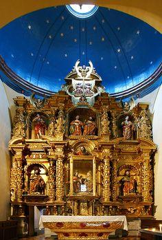 La Catedral de Quito / Metropolitan Cathedral of Quito by Romulo fotos, via Flickr