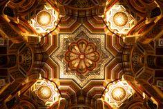 Inside Cardiff Castle - Wales