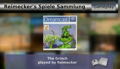 Gameplay : The Grinch [Dreamcast]