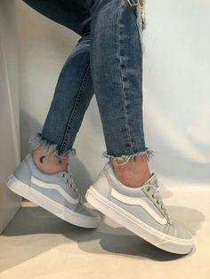 #vans #grey #sneakers