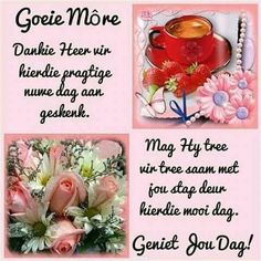 Morning Blessings, Good Morning Wishes, Monday Blessings, Morning Prayers, Birthday Wishes, Birthday Cards, Lekker Dag, Good Morning Beautiful Images, Morning Images