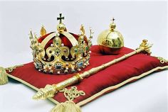korona Kazimierza Wielkiego (rekonstrukcja)