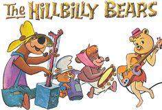 The Hillbilly Bears Season 1 20 episodes Season 2 6 episodes 70s Cartoons, Vintage Cartoons, Best Cartoons Ever, Old School Cartoons, Cartoon Crazy, Cartoon Jokes, Bear Cartoon, Classic Cartoon Characters, Classic Cartoons