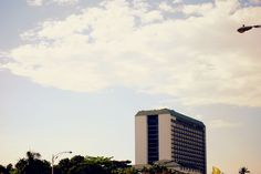 This is a building in Manila,The Phillipines.