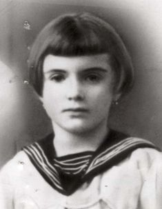 Helene Rajter age 12 was sadly deported to Auschwitz on September 16, 1942 then murdered.