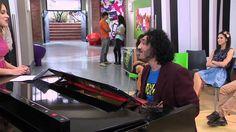 Violetta: Beto y Vilu ensayan ¨Nuestro Camino¨ (Ep 78 Temp 2)