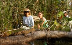 Canoeing Safaris  The broad Zambezi River provides an excellent pathway for canoeing trips through remote game-rich wildlife areas shared by Zimbabwe and Zambia.