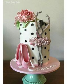 Linda ideia de bolo do ig @ideiasdebolosefestas no tema Bailarina. Imagem  Pinterest. Por Little Lady Baker  #festejarcomamor #festainfantil #festamenina #festamenino #festameninoemenina #maedemenino #maedemenina #aniversarioinfantil #aniversariomenina #aniversariomenino #partyideas #kidspartyideas #partykids #bailarina #festabailarina #bolobailarina #ballet #cake #cakesideas #bolodecorado by festejarcomamor