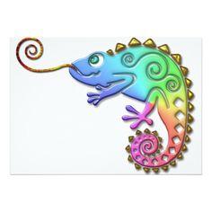 chameleon - nice to mosaic