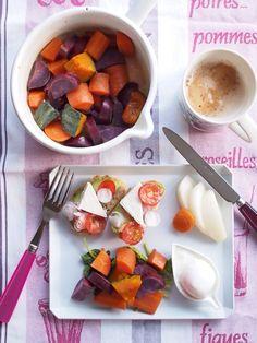 秋色根菜の朝ごはん♪ の画像|Living with food +