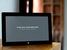 Device Mockup Windows Surface next to Window. Add your screenshot on Windows Surface! Try it here: https://placeit.net/stages/windows-surface-doors Follow us for a chance to snag a free subscription coupon!
