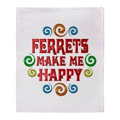 Ferrets Make Me Happy. Ferrets Care, Cute Ferrets, Michelle Stephenson, Black Footed Ferret, Pet Ferret, Pet Store, Otters, Make Me Happy, To My Daughter