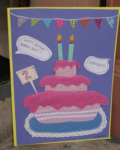 february 2014 Birthday Card from Pikku