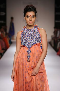 Lakmé Fashion Week – Vaishali S at LFW WF 2014