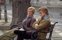 Spy Game (2001) Robert Redford and Brad Pitt