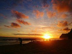 Sunset🏄🏄🏄🏊 Melasti Beach Bali