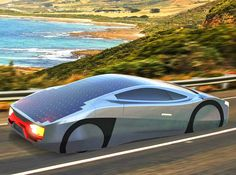 The Immortus electric sports car can drive all day using just the power of the sun   Inhabitat - Green Design, Innovation, Architecture, Green Building