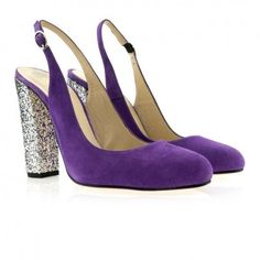 Pumps Destalonados Glitter Custom&Chic