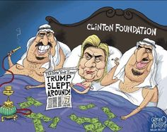"""""""Judge not, lest ye be judged.""""  Killary, have you met your husband?  Have YOU heard the word """"moral""""/"""