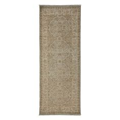 """Bloomingdale's Oushak Collection Oriental Rug, 2'6"""" x 6'6"""""""