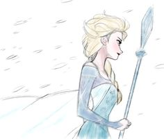 Snow Queen of Winter