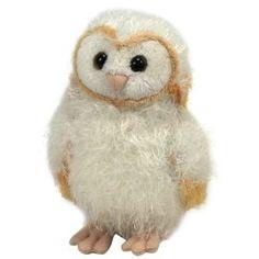 Owl Beanie baby! CUTE! Ty Animals 8a4d637b8b31