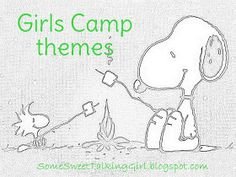 Girls camp on pinterest girls camp secret sister gifts and pillow