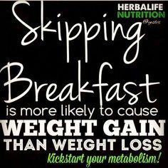 Herbalife: Breakfast Breakfast! http://www.goherbalife.com/carla-dean