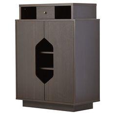 Wade Logan® Redland Redline 20-Pair Shoe Storage Cabinet