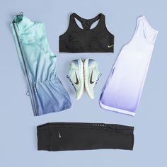 Here's to the next 5 miles. Get the lightweight gear you need to take down your next run through the link in our bio.