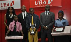 Winners emerge in UBA National Essay Competition