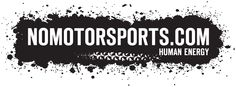 Logo development for No Motor Sports Human Energy, Michigan