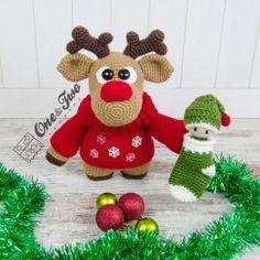 Rudy the Little Reindeer